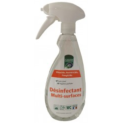 Désinfectant virucide 500 ml